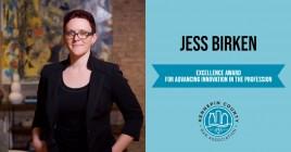 Jess Birken, recipient of a 2019 Hennepin Bar Association Excellence Award