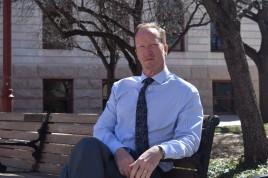 Colorado Springs attorney Mike Moran