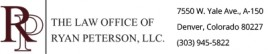 The Law Office of Ryan Peterson, LLC.