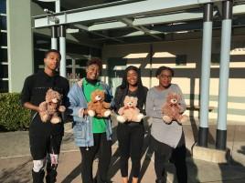 Four beautiful adoptees!