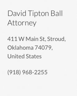 David Tipton Ball