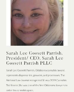 Sarah Lee G. Parrish