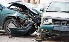 Car accident image