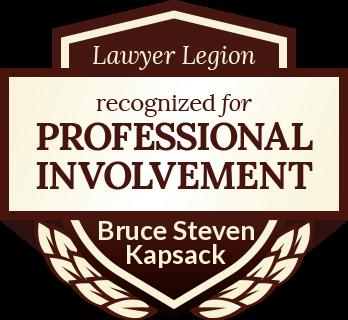 Professional Involvement badge
