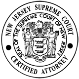New Jersey Board on Attorney Certification