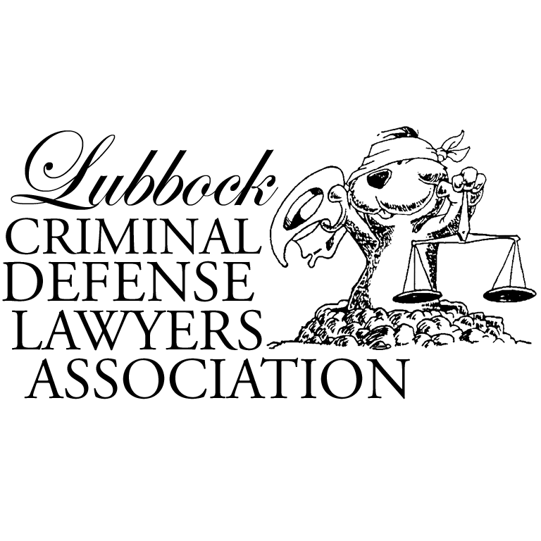 LCDLA - Lubbock Criminal Defense Lawyers Association Logo
