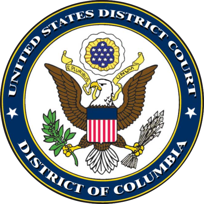 U.S. District Court - District of Columbia