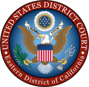 U.S. District Court - Eastern District of California