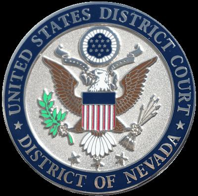 U.S. District Court - Nevada