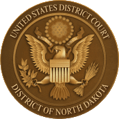 U.S. District Court - North Dakota