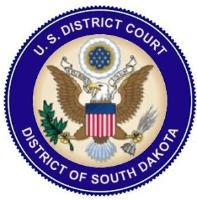 U.S. District Court - South Dakota
