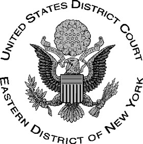 U.S. District Court - Eastern District of New York