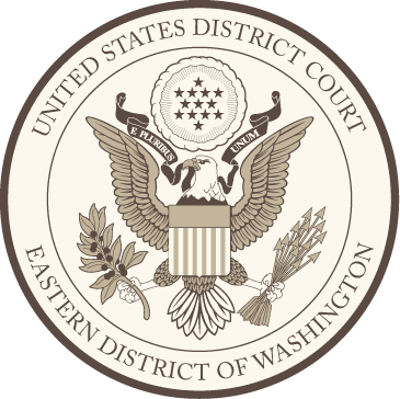 U.S. District Court - Eastern District of Washington