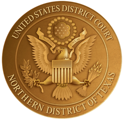 U.S. District Court - Northern District of Texas