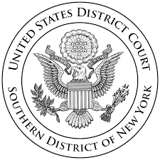U.S. District Court - Southern District of New York