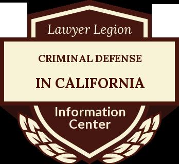 Criminal Defense Info Center of California