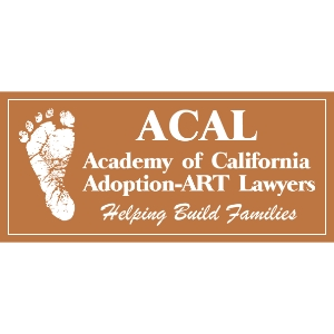 ACAL - Academy of California Adoption-ART Lawyers Logo