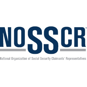 NOSSCR - National Organization of Social Security Claimants' Representatives